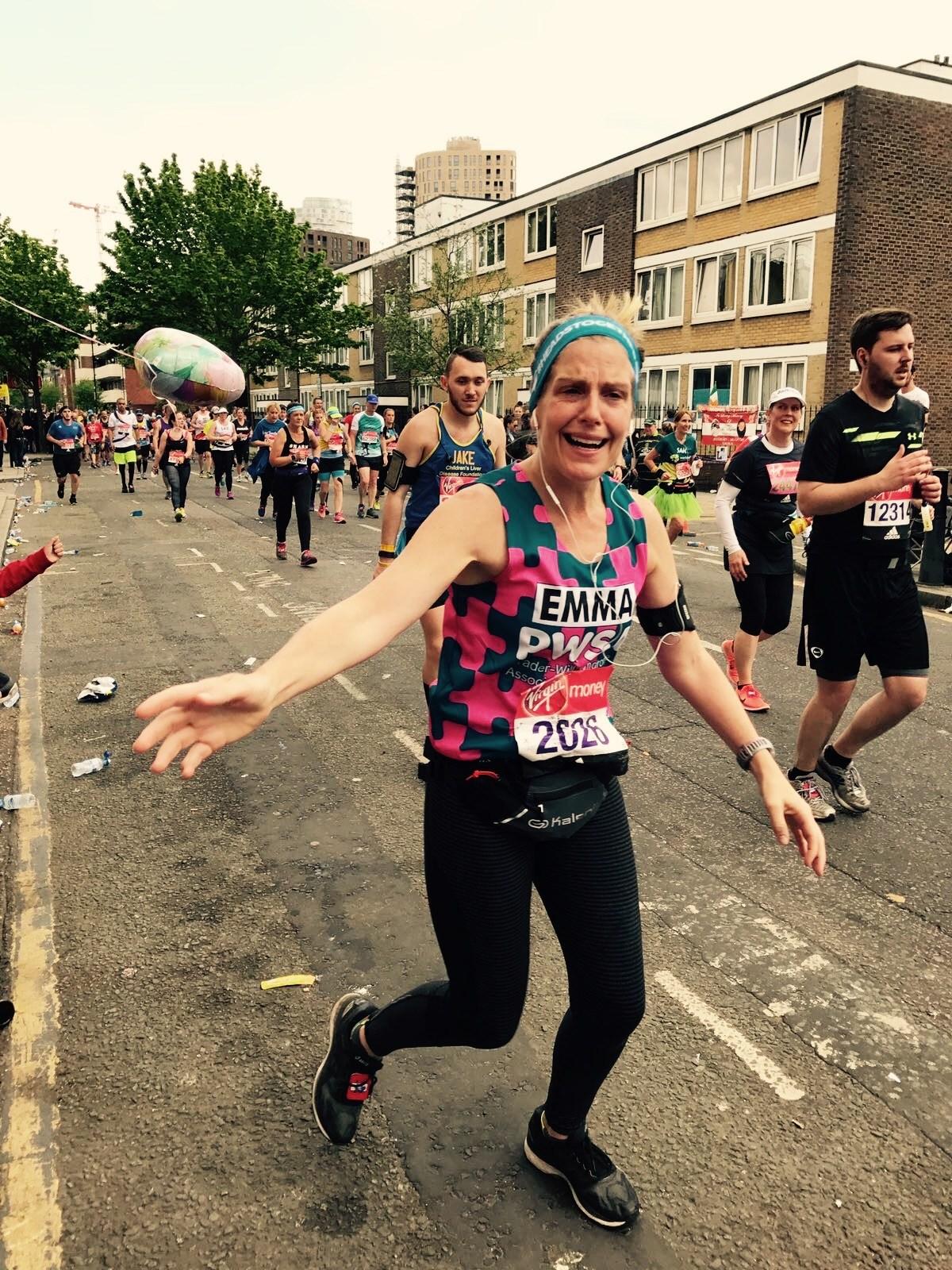 Virgin Money London Marathon – the day after!